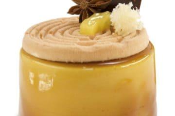 Bavarois Lotus Biscoff Paste